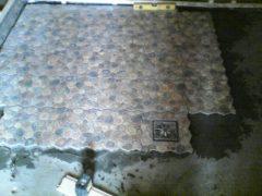 керамическая плитка в помывочной