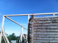 IMG 20140618 085728 240x180 - Пристройка и двухскатная крыша в г. Кохма