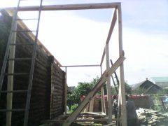 IMG 20140618 085820 240x180 - Пристройка и двухскатная крыша в г. Кохма