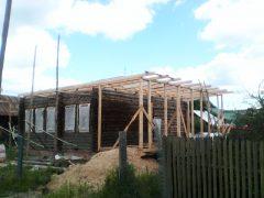 IMG 20140618 144032 240x180 - Пристройка и двухскатная крыша в г. Кохма