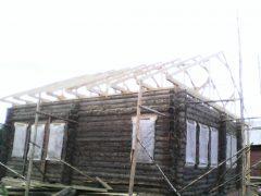 IMG 20140619 112120 240x180 - Пристройка и двухскатная крыша в г. Кохма