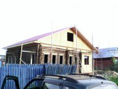 IMG 20140704 200059 240x180 - Пристройка и двухскатная крыша в г. Кохма