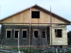 IMG 20140704 200114 240x180 - Пристройка и двухскатная крыша в г. Кохма