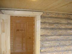 Окладки на входную дверь