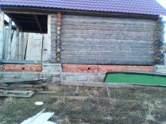 IMG 20140409 175408 240x180 - Отделка бани с пристройкой в д. Конохово