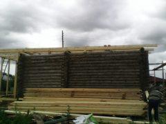 IMG 20140618 143902 240x180 - Пристройка и двухскатная крыша в г. Кохма