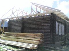 IMG 20140618 171120 240x180 - Пристройка и двухскатная крыша в г. Кохма