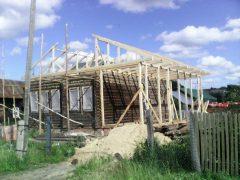 IMG 20140618 171250 240x180 - Пристройка и двухскатная крыша в г. Кохма