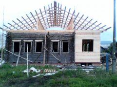 IMG 20140626 161739 240x180 - Пристройка и двухскатная крыша в г. Кохма