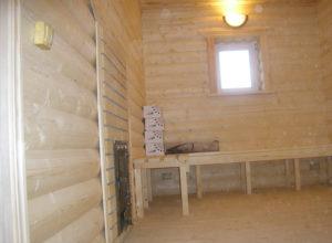 k 24 300x220 - Внутренняя отделка в бане. Чем отделать баню внутри?