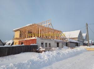 IMG 20180207 151856 300x220 - Двухскатная крыша на ул. 3-Санаторная.