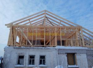 IMG 20180208 145615 300x220 - Двухскатная крыша на ул. 3-Санаторная.