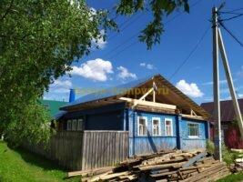 Демонтаж и строительство асимметричной двухскатной крыши г. Иваново