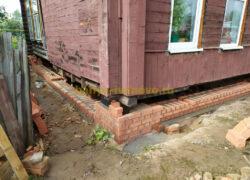 IMG 20190808 121349 250x180 - Замена фундамента и нижних венцов в м. Соснево